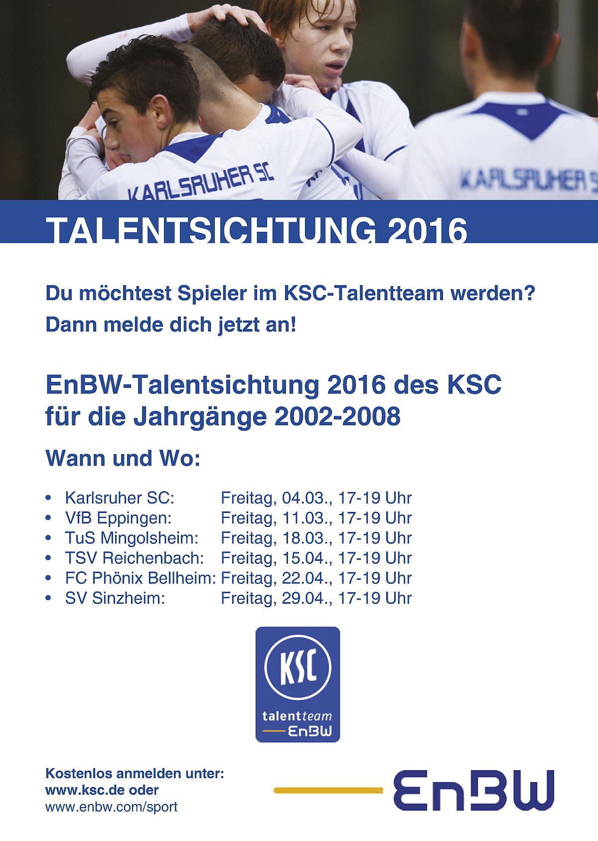 2016 EnBW Talentsichtung