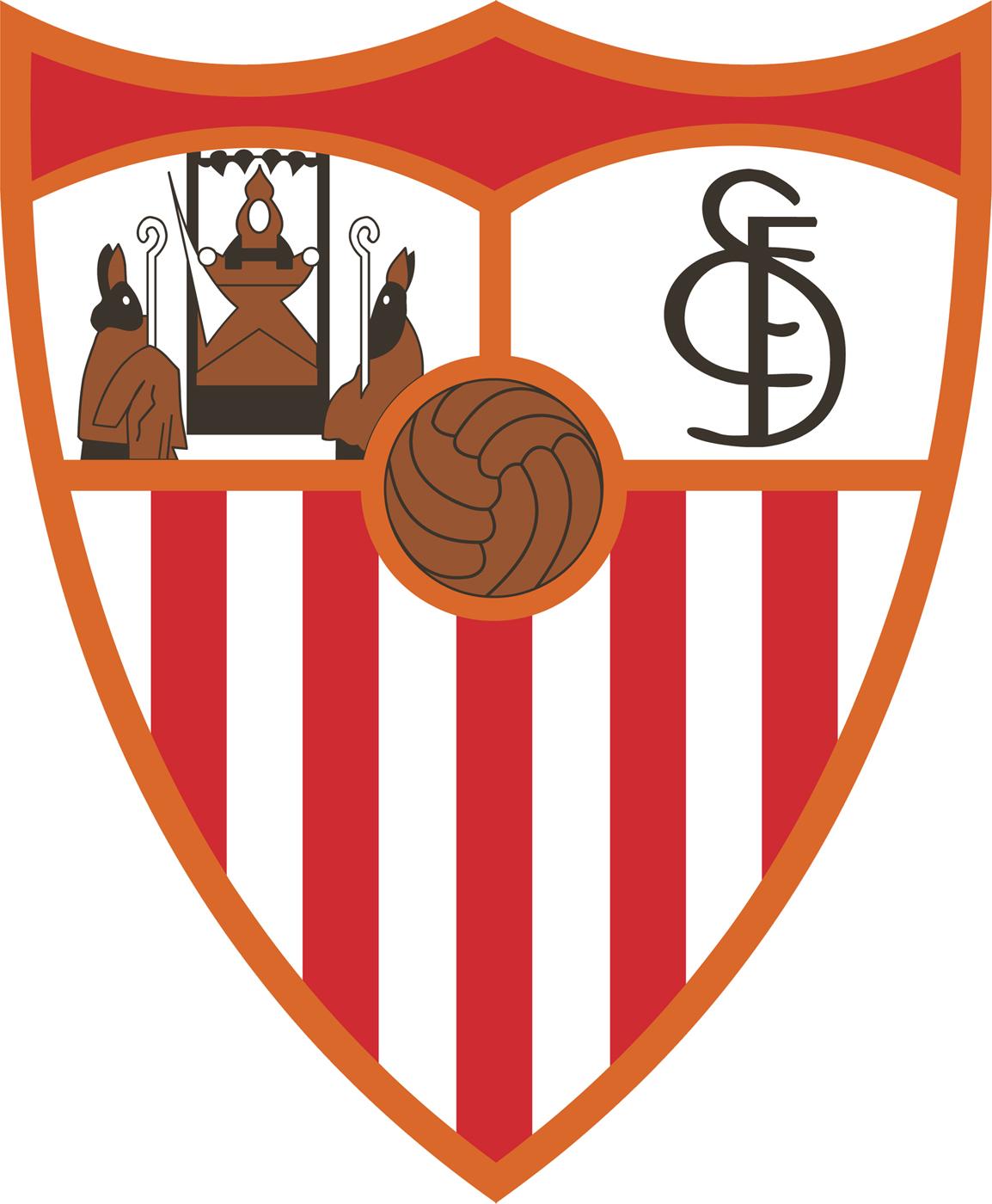 Vereinswappen des FC Sevilla